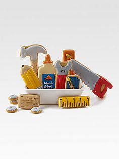 Eleni's New York Tool Time Cookie Assortment