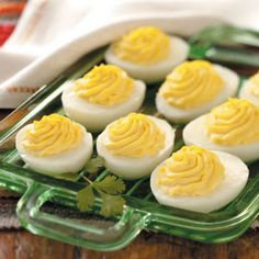 Deviled Eggs Extraordinaire Recipe | Key Ingredient