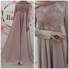 Top Ideas For Desain Dress Brokat Modern Dress Brokat Muslim, Dress Brokat Modern, Kebaya Muslim, Muslim Dress, Hijab Gown, Hijab Dress Party, Mode Abaya, Mode Hijab, Abaya Fashion
