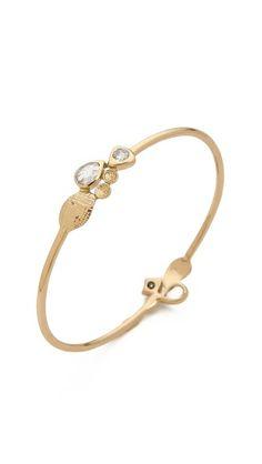 flynn bangle bracelet / melinda maria