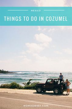Cozumel, Mexico | What would you do with 8 hours in Cozumel? Experience a fine combination of sandy beaches and rolling surf in Cozumel, Mexico. Below the surface, divers can explore the largest barrier reef in the Western hemisphere. Home to more than 250 species of topical fish, there's just as much to explore below the water than there is above. Cruise with Royal Caribbean to Cozumel and explore above and below the ocean.