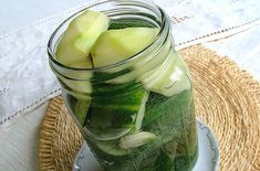 This domain may be for sale! Hungarian Recipes, Pickles, Cucumber, Food, Pickle, Cauliflower, Meals, Zucchini