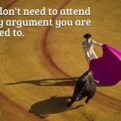 How to End Any Argument Immediately