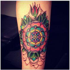 By Devin at Laguna Tattoo in Laguna Beach, CA.