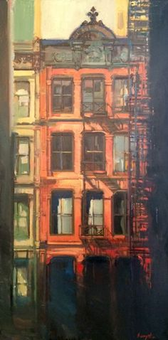 """SOHO Slice"" - Francis LIvingston"
