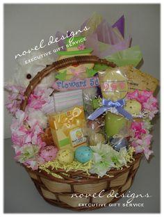 Hoppy #Easter #GiftBasket delivered #LasVegas. noveldesignsllc.com