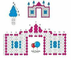 Columns on frame style castle decor Balloon Wall Decorations, Balloon Backdrop, Balloon Centerpieces, Balloon Columns, Ballon Arch, Deco Ballon, Balloon Template, Balloons Galore, Balloon Stands