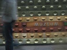 Prague metro Eastern Europe, Places, Prague, Lugares
