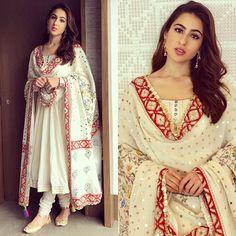 Festive Wear Designer Celebrity Style Kurtas from Stf Store Designer Kurtis, Indian Designer Suits, Designer Dresses, Pakistani Dresses, Indian Dresses, Indian Outfits, Mode Bollywood, Bollywood Fashion, Bollywood Actress