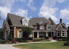 Style: European, French Country, Traditional, Southern Total Living Area: 4,680 sq. ft. Main Flr.: 3,365 sq. ft. 2nd Flr: 1,315 sq. ft. Attached Garage: 3 Car, 1,058 sq. ft. Bedrooms: 4 Full Bathrooms: 4 Half Bathrooms: 1