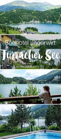 Urlaub mit Kind am Turracher See - im familienfreundlichen Romantik Seehotel Jägerwirt auf der Turracher Höhe in der grünen Steiermark (Österreich)