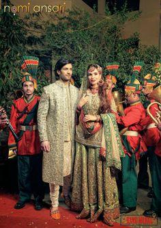 Nomi Ansari's Rang Mahal Collection