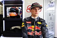 Former world champion Jacques Villeneuve claims the lack of action over Max Verstappen's aggressive driving suggests the Dutchman is getting 'protection' from the FIA. Aggressive Driving, Red Bull Racing, Formula One, Ferrari, Race Cars, Motorcycle Jacket, Captain Hat, Champion, Baseball Cards