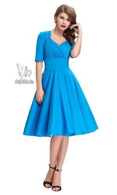 Bayan elbise vintage tasarım diz hizası ,bayan elbise,online elbise,ucuz elbise,elbise satın al,elbise,iş elbisesi