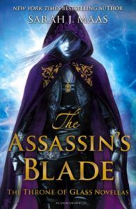 The Assassin's Blade by Sarah J. Maas - novellas of Throne of Glass series. I recommend to read them after the 4th book and before the 5th.