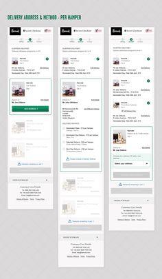 Risultati immagini per ux design checkout Ux Design