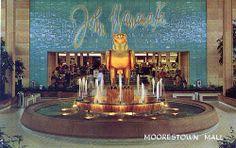 John Wanamaker Golden Eagle Moorestown Mall NJ