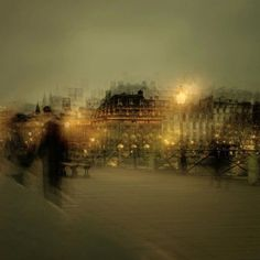 Stunning Composite Photographs Of Cityscapes Contemplate The Geometry Of Paris And Berlin | The Creators Project