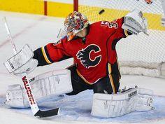 Joey MacDonald, Calgary Flames
