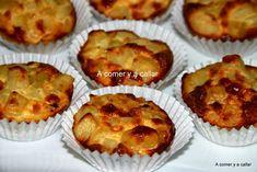 A comer y a callar: MUFFINS DE TORTILLA DE PATATAS