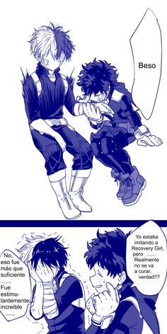 como siempre Todoroki tan protector :v