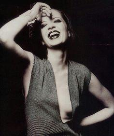 Timeless Beauty — Shirley Manson