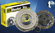 469 - TAEVision #3D #mechanical #design #Parts #Aftermarket #LUK #RepSet Pro #Clutches Assembly #Repair Set