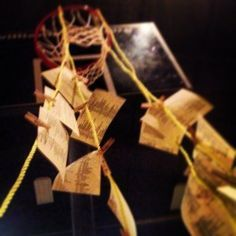 9 simple but creative prayer stations for youth ministry, using ordinary items.