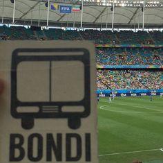 #bondiporelmundo #bosniavsiran #fifaworldcup #brasil