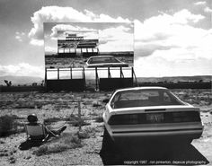 Jet Drive-In in Lancaster, California: circa 1987, my parents would go here when I was a baby :)