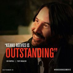 WHY DO WE LOVE KEANU? I believe this quote says it all...  (chicfoo) keanu