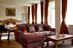 Spacious, sumptuous and with stunning views of the River Tweed. Kelso Scotland, Luxury Rooms, Short Break, Stone Work, House Made, Luxury Travel, Tweed, Interiors, River