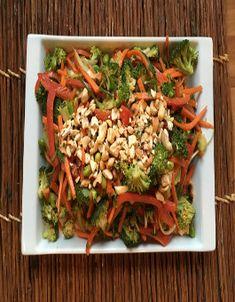 Recipes – Page 3 – Rose Reisman Asian Broccoli, Broccoli Salad, Most Nutritious Vegetables, Duck Sauce, Hoisin Sauce, Lower Cholesterol, Edamame, Healthy Salads, Superfood