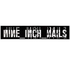 NIN Company Logo, Artists, Songs, Nails, Awesome, Finger Nails, Ongles, Song Books, Nail