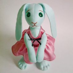 Soft Toy Rabbit Pattern and Tutorial Banny by ABCsewingPattern