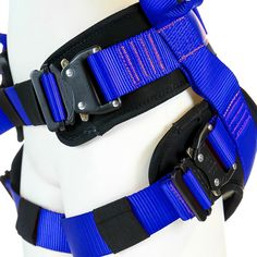 Fusion Climb Rebounder Padded Half Body Bungee Trampoline Harness Blue LXL ** More info could be found at the image url. (This is an affiliate link) Climbing Harness, Rebounding, Fire, Bags, Handbags, Rock Climbing Harness, Totes, Lv Bags, Hand Bags