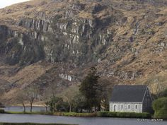 Gougane Barra church, Co Cork; one of the most beautiful places in Ireland!
