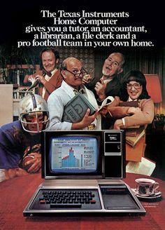 1980 ... computers are here! | Flickr: Intercambio de fotos