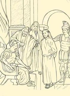 como dibujar a jesus paso a paso - Cerca amb Google