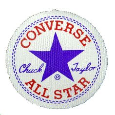 Converse 'Chuck Taylor' All Star high-top ankle patch