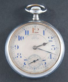e8f649fcd18 Vintage OMEGA old pocket watch for the Turquish market. Relogio De Bolso  AntigoRelógio ...