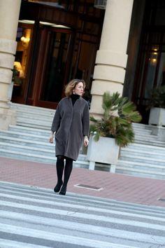 diari blogger girls interrupted by The Italian Glam cappotto La Mattina decollete Poema