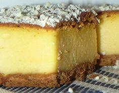 Sernik - przepis na tani i szybki sernik, na herbatnikach. Wilgotny, kremowy, sprawdzony od pokoleń. Przygotowanie jest tak łatwe, że z poradzi sobie każdy. Cake Cookies, Cheesecake, Pudding, Kitchen, Bakken, Cheesecakes, Custard Pudding, Puddings, Cherry Cheesecake Shooters