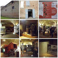 La bussola e il diario: la vita e il viaggio: #invasionidigitali a Buonconvento: invasione compiuta! Museo della mezzadria senese