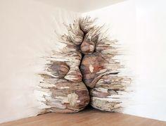 Henrique Oliveira - Website of the artist Henrique Oliveira - www.HenriqueOliveira.com