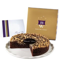 4 Inch Cookies And Cream Brownie Cake Singular Sensations