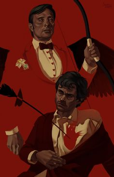 Hannibal Tv Series, Nbc Hannibal, Hannibal Lecter, Frederick Chilton, Tragic Love Stories, Vampire Boy, Bryan Fuller, Will Graham, Harry Potter