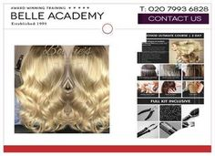 Hair Extension Training & Hair Supplier  Look for exhortation from a respectable hair specialist -Genuine hair is right now at a premium. In this way, as you would expect, a full head of long, extensions is not modest. Given the relative cost of extension