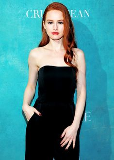 Madelaine Petsch attends 11th Annual Celebration Of The 2018 Female Oscar in Los Angeles (March 02)