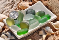 17 Perfect Sea Glass Pieces For Jewelry by BeachBountySeaGlass